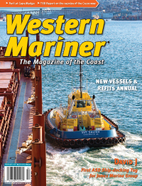 February 2017 Edition | Western Mariner | Magazine of the Coast