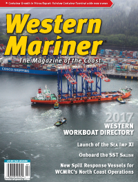 July 2017 Edition | Western Mariner | Magazine of the Coast