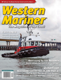 December 2017 Edition | Western Mariner | Magazine of the Coast