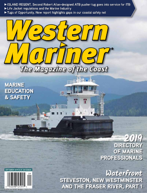 Western Mariner Magazine | Pacific Mariner | West Coast